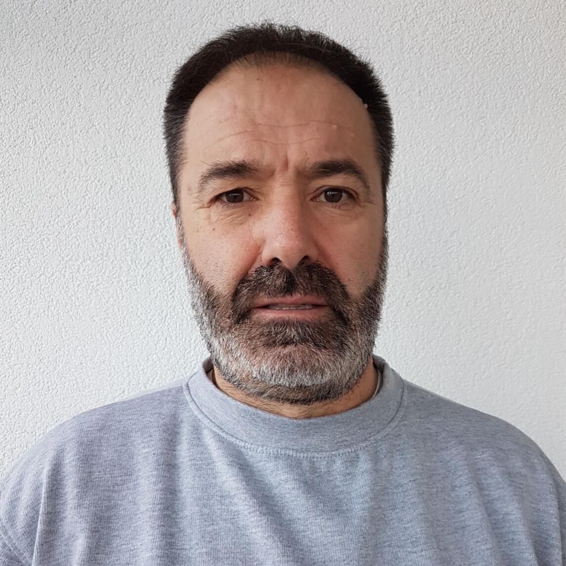 Miguel Ángel Brea (Capitán)